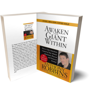 Anthony Robbins Awaken the Giant