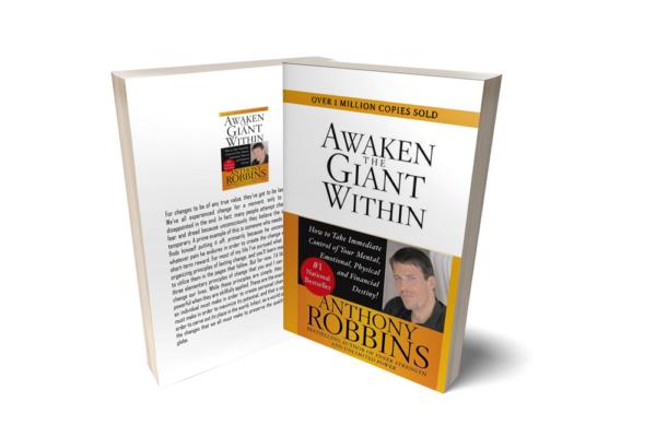 Anthony Robbins Awaken the Giant