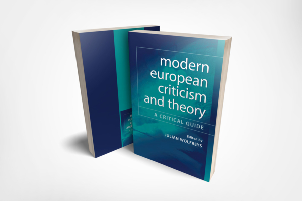 Modern European Criticism and Theory
