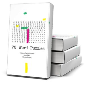 72 word puzzles