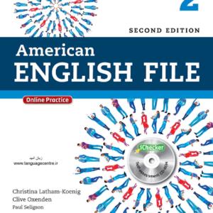 American English File 1 Oxford Second Edition