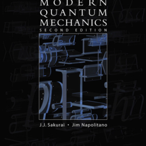 MODERN QUANTUM MECHANICS Second Edition