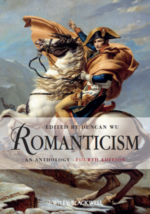Romanticism AN ANTHOLOGY Fourth Edition