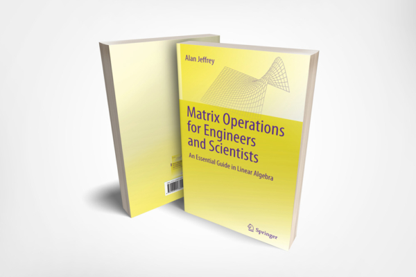 Matrix Operations for Engineers and Scientists